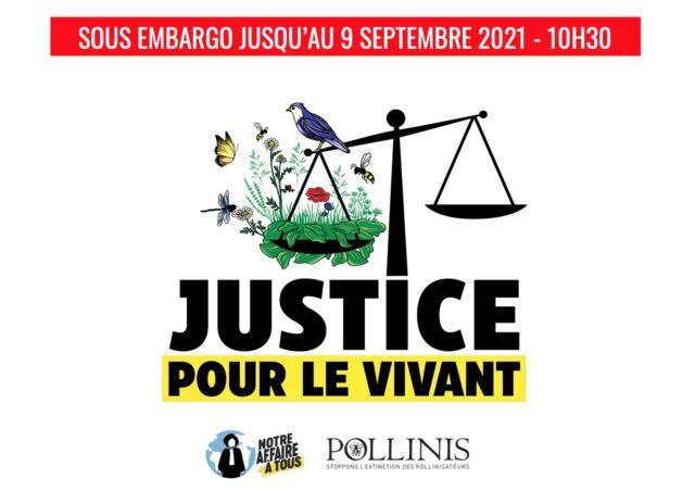 Effondrement de la biodiversité : Notre Affaire à Tous et POLLINIS lancent une action en justice contre l'État français